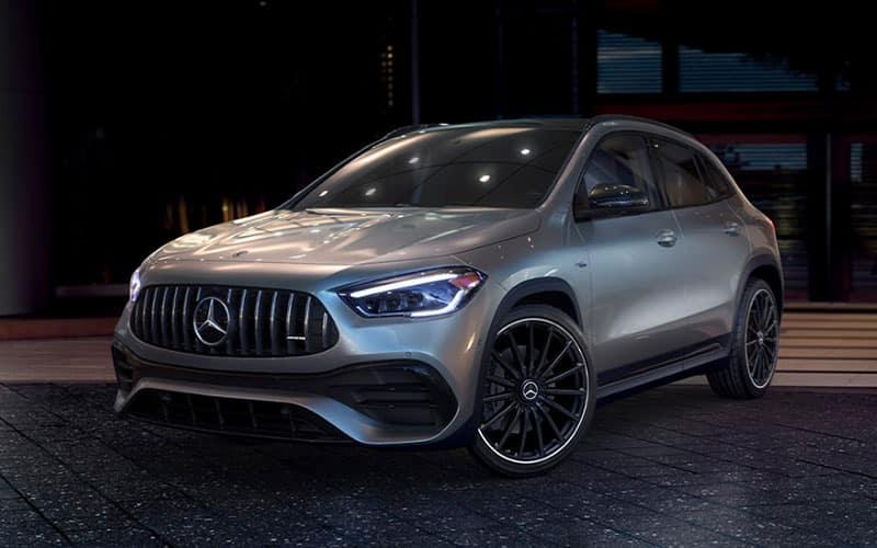 Mercedes-AMG GLA Styling