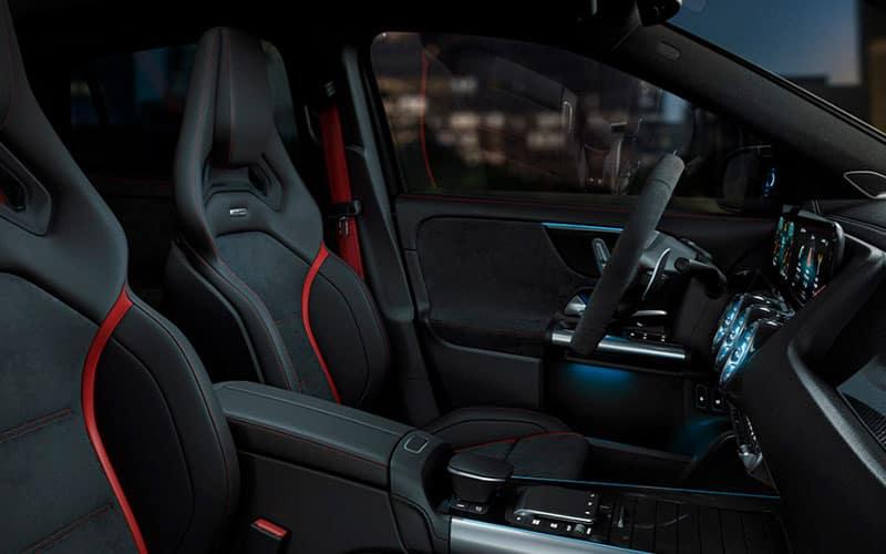 Mercedes-AMG Interior