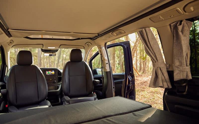 Mercedes-Benz Metris Interior