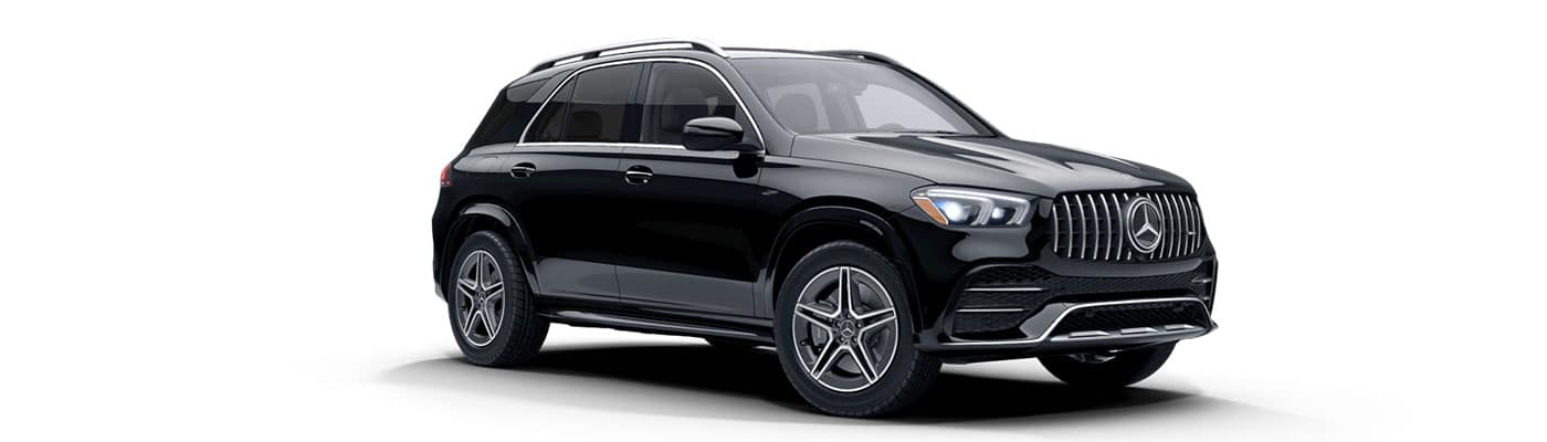 Mercedes-Benz AMG GLE 53 SUV Front Side