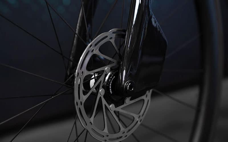 Mercedes-EQ Disc Brakes