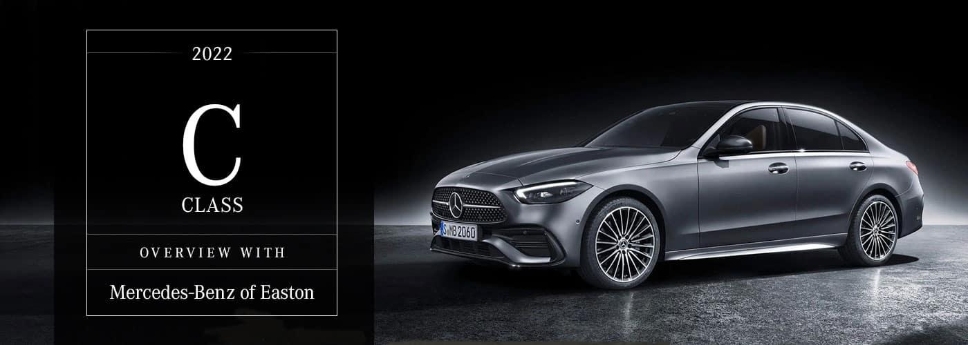 2022 Mercedes-Benz C-Class Model Overview - Mercedes-Benz of Easton