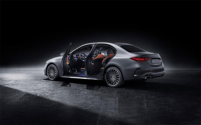 Mercedes-Benz C-Class Safety