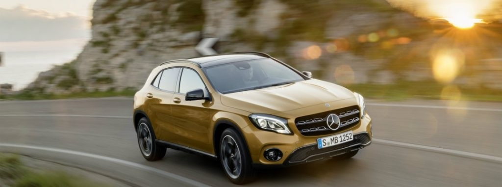 2018 Mercedes-Benz GLA: Refreshed, Changes, Price >> Refreshed 2018 Mercedes Benz Gla Mercedes Benz Of North Haven