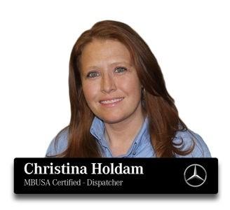 Christina Holdam