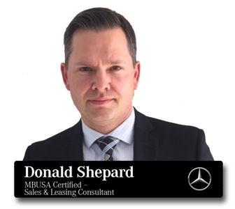 Donald Shepard