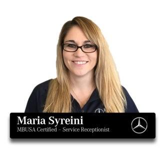 Maria Syreini