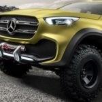 Mercedes-Benz X-Class Pickup Truck