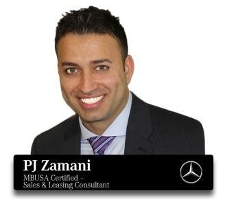 PJ Zamani