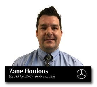 Zane Honious