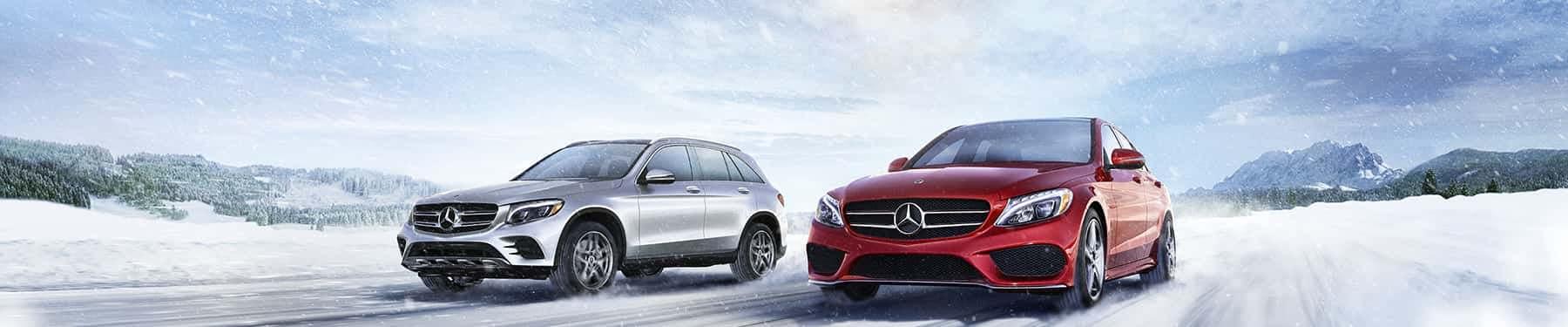 Mercedes-Benz Winter Sales Event