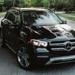 2020 Mercedes-Benz GLE Parked in Street
