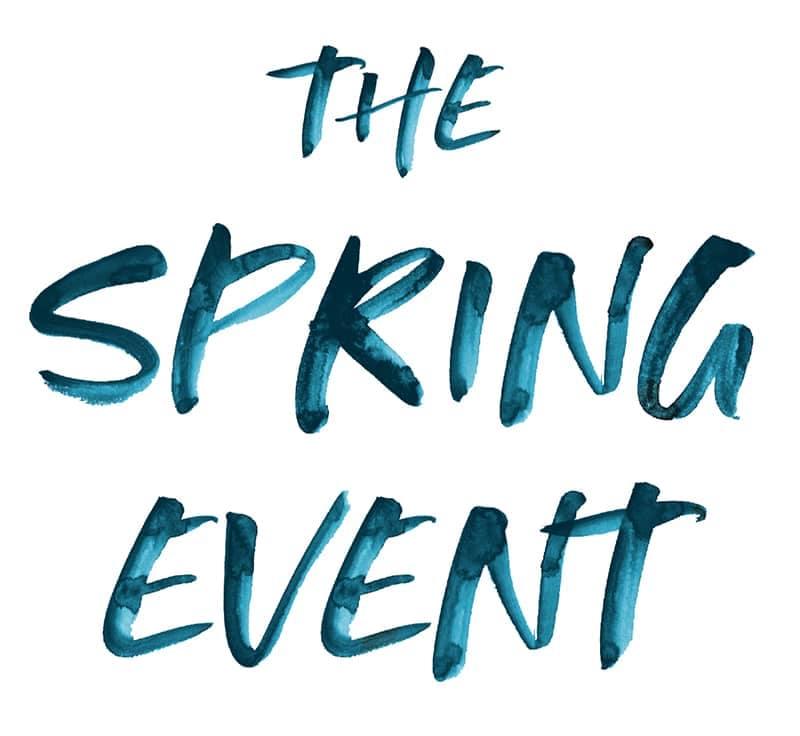 Mercedes-Benz Spring Event Logo