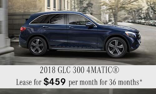 2018 GLC 300 4MATIC®