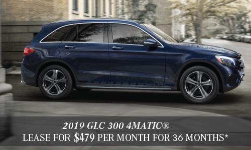 2019 GLC 300 4MATIC®