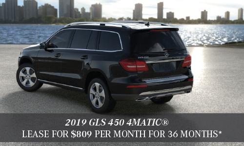 2019 GLS 450 4MATIC®