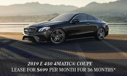 2019 E 450 4MATIC® Coupe