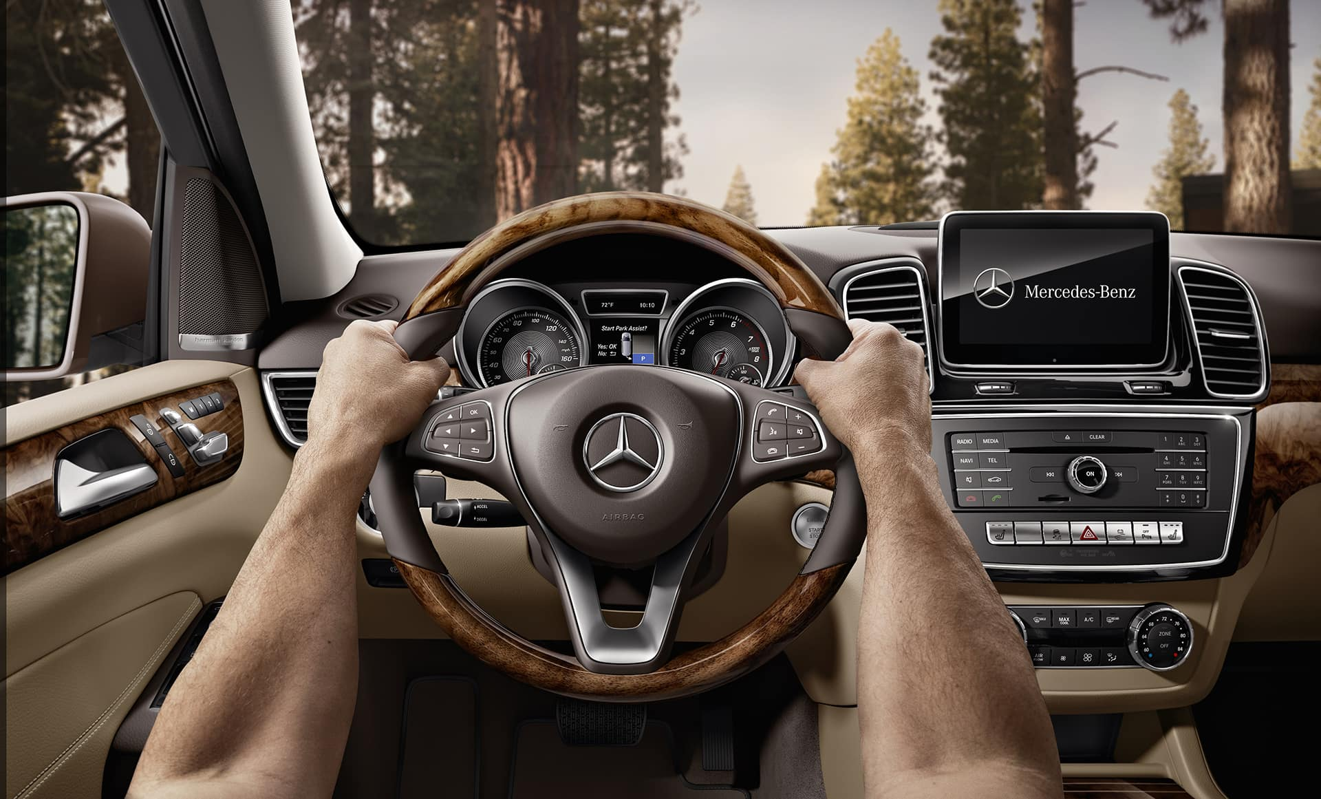 Demystify Your Vehicle S Instrument Panel Mercedes Benz Of Springfield