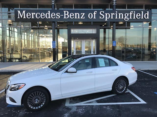 Certified Pre-Owned 2015 Mercedes-Benz C 300 4MATIC®