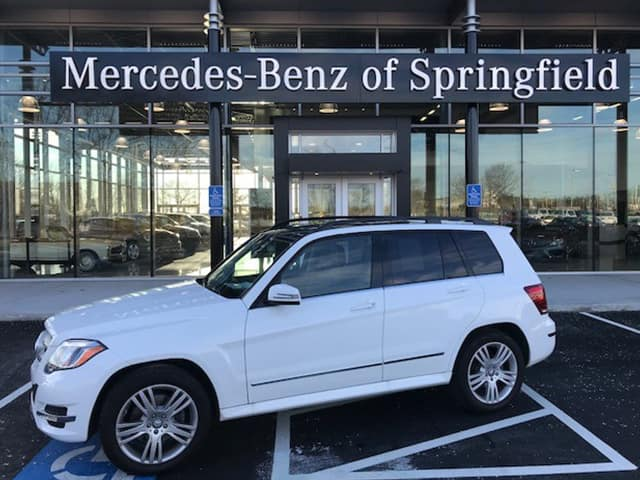 Certified Pre-Owned 2015 Mercedes-Benz GLK 350 4MATIC®