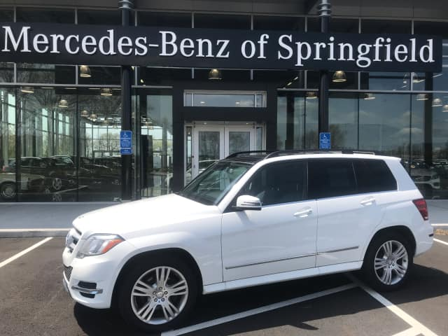 Certified Pre-Owned 2015 Mercedes-Benz GLK350 4MATIC®