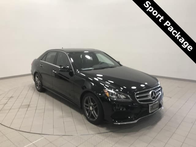 2015 Certified Pre-Owned Mercedes-Benz E350 4MATIC