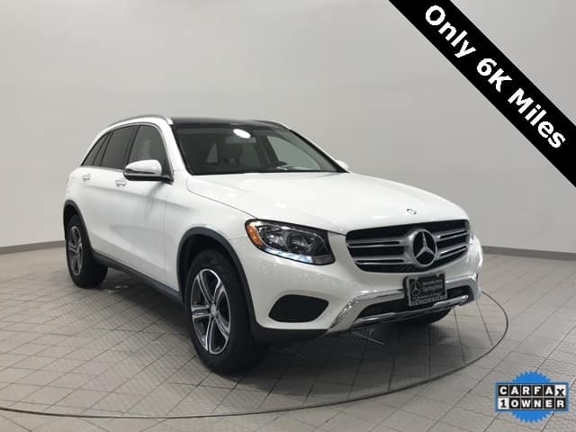 2016 Certified Pre-Owned Mercedes-Benz GLC300 4MATIC