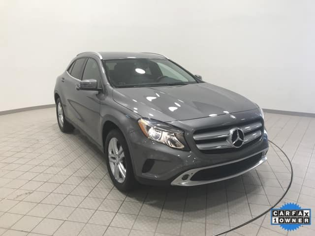 2015 Certified Pre-Owned Mercedes-Benz GLA250 4MATIC