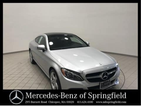 Certified Pre-Owned 2017 Mercedes-Benz C-Class C 300 AWD