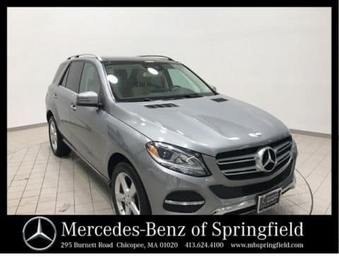 Certified Pre-Owned 2016 Mercedes-Benz GLE 350 - $399/month