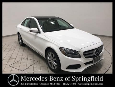 Certified Pre-Owned 2016 Mercedes-Benz C300 AWD