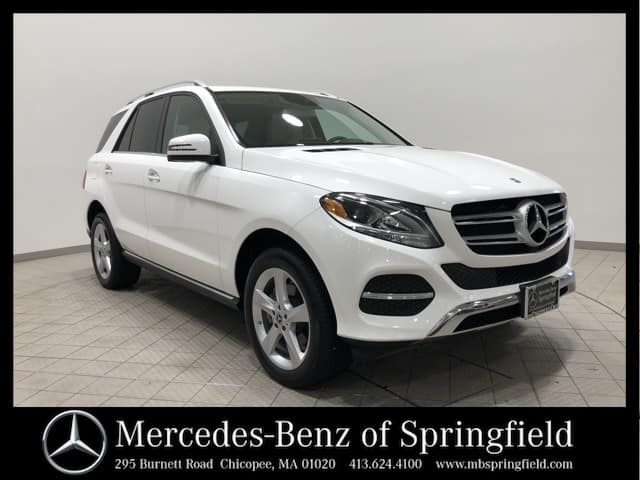Certified Pre-Owned 2018 Mercedes-Benz GLE 350 AWD