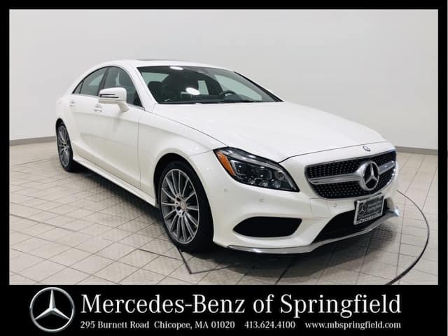 Certified Pre-Owned 2016 Mercedes-Benz CLS 550 AWD 4MATIC®