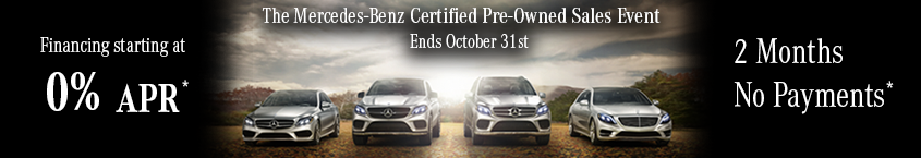 CPO Vehicles - Financing at 0% APR and 2 Months No Paymentt