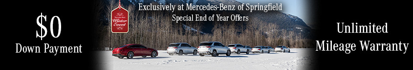 CPO Winter Event - Unlimited Mileage Warranty and $0 down payment