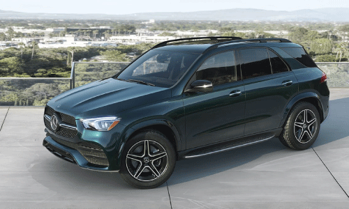 2021 GLE SUV