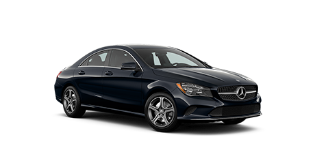 2018 CLA250 4MATIC COUPE