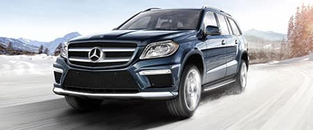 2015/2016 Certified Pre-Owned GL-Class