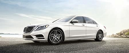 2015/2016/2017 Certified Pre-Owned S-Class