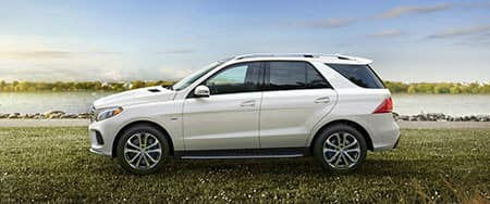 2016/2017 Certified Pre-Owned GLE