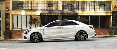 2015/2016/2017 Certified Pre-Owned CLA