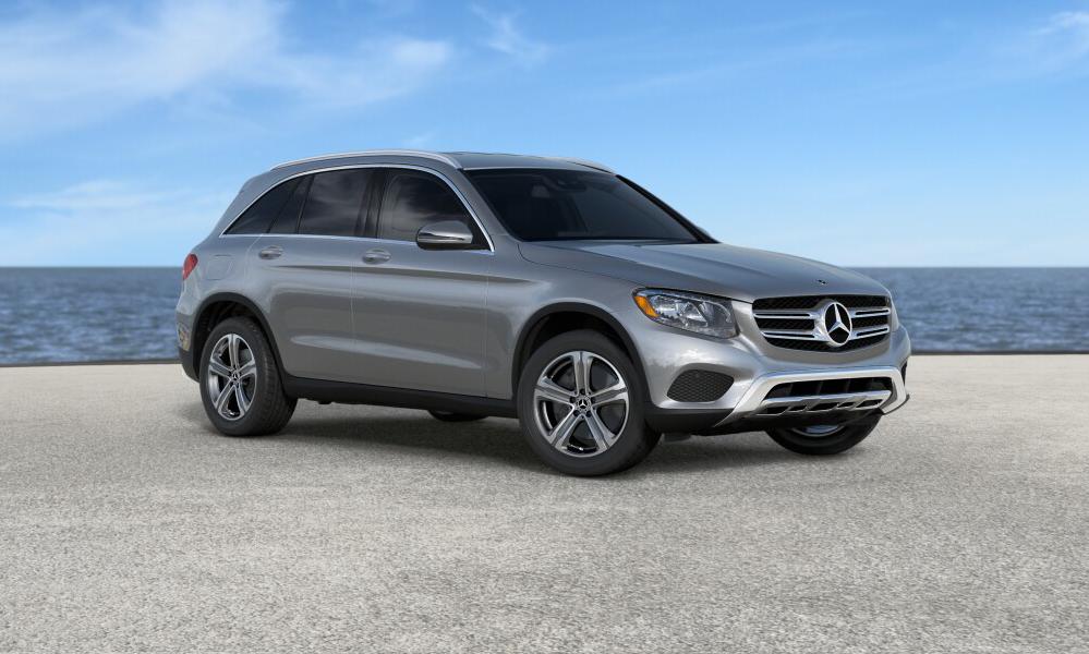 New 2020 Mercedes-Benz GLC 300 4MATIC® SUV
