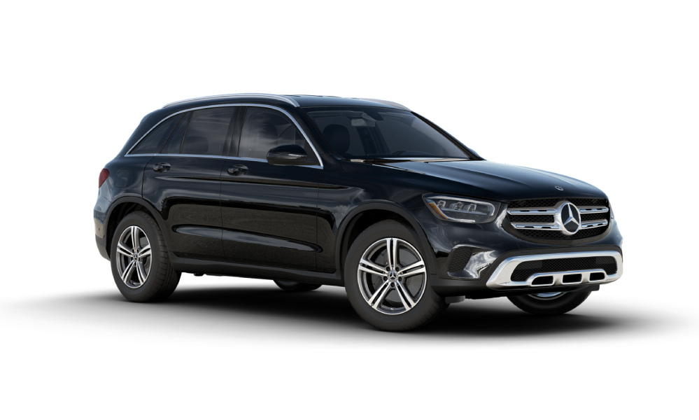 New 2020 Mercedes-Benz GLC 300 4MATIC® SUV