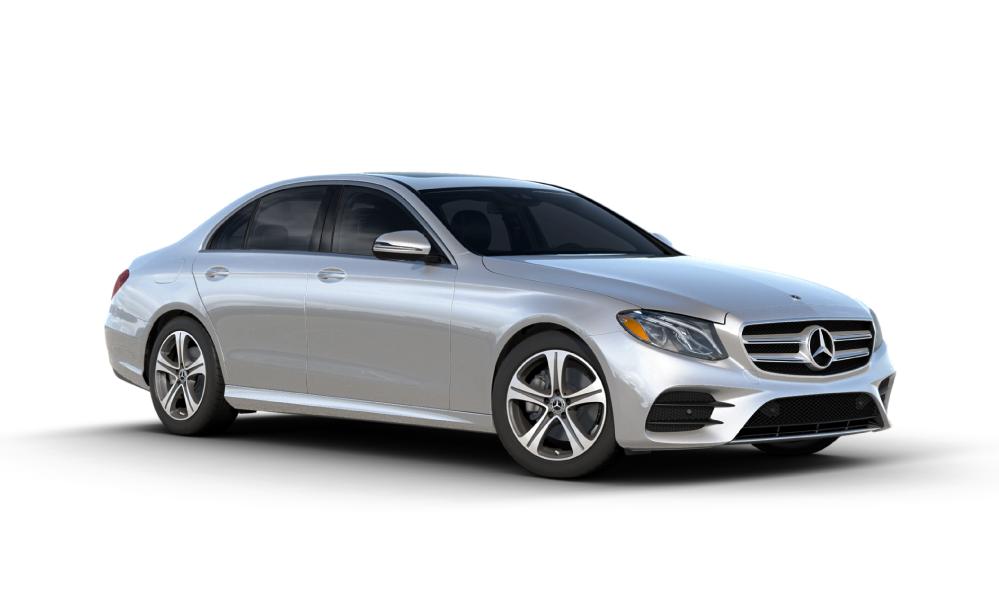 2019 Mercedes-Benz E 300 Courtesy Loaner Vehicle