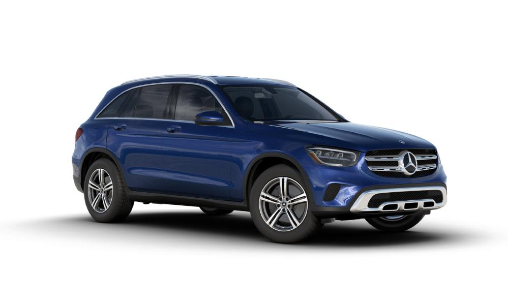 2019 Mercedes-Benz GLC 300 Courtesy Loaner Vehicle