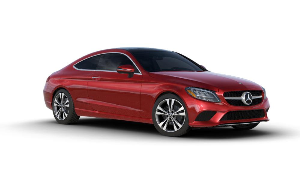 2019 Mercedes-Benz C 300 Courtesy Loaner Vehicle