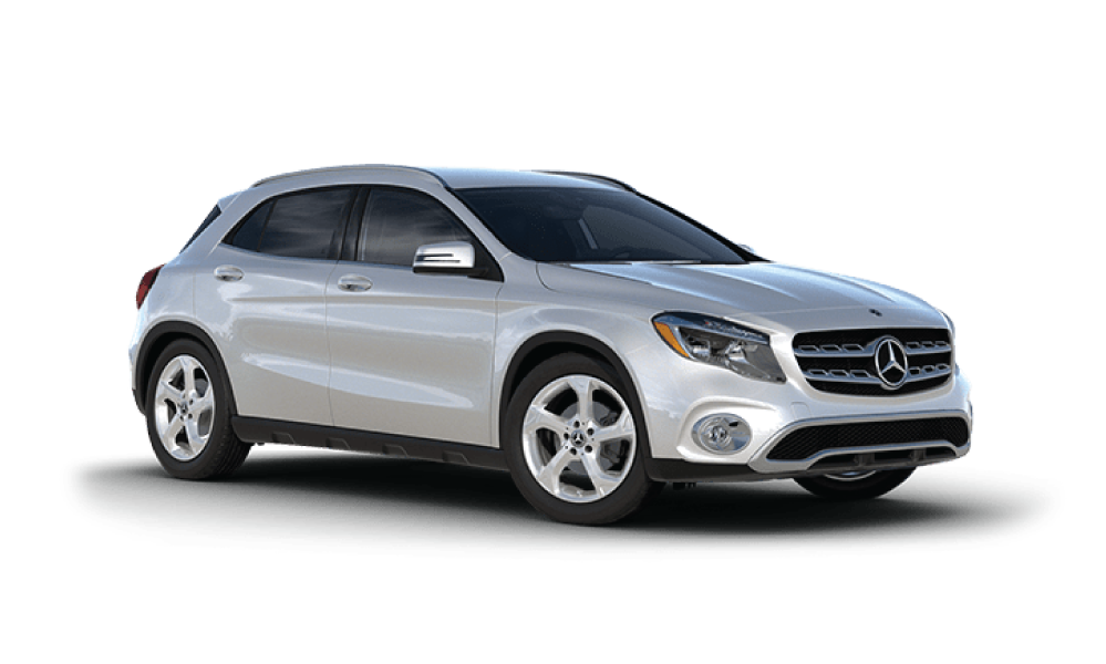 New 2020 Mercedes-Benz GLA 250 4MATIC® SUV