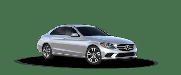 2020 Mercedes-Benz C 300 in Iridium Silver Metallic
