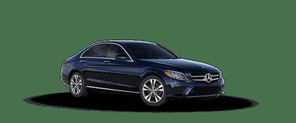 2020 Mercedes-Benz C 300 in Lunar Blue Metallic