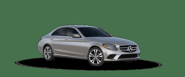 2020 Mercedes-Benz C 300 in Mojave Silver Metallic